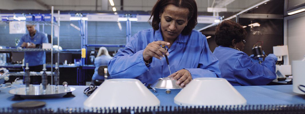 Here's How We Do It: How We Use the Lean Manufacturing Pull System at E4D Technologies